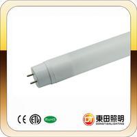 Nano plastic led tube internal driver G13 T8 led tube light without ballast